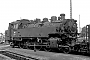 "WLF 3259 - DB ""086 356-3"" 25.07.1968 - Schweinfurt, BahnbetriebswerkUlrich Budde"
