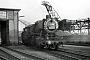 """WLF 3291 - DB  """"050 281-5"""" 04.05.1973 - Hof, BahnbetriebswerkMartin Welzel"""