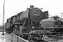 """WLF 3297 - DB  """"050 287-2"""" 11.07.1974 - Schwandorf, BahnbetriebswerkMartin Welzel"""