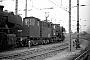 """WLF 3304 - DB  """"050 294-8"""" 04.02.1972 - Wuppertal-Vohwinkel, BahnbetriebswerkMartin Welzel"""