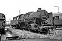 """WLF 3305 - DB  """"050 295-5"""" 20.08.1970 - Dillenburg, BahnbetriebswerkKarl-Hans Fischer"""