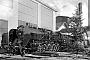 "WLF 3318 - DRB ""50 308"" __.12.1939 - Wien, Lokomotivfabrik FloridsdorfWerkfoto WLF (Archiv Werner Wölke)"