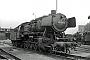 """WLF 3366 - DB  """"050 646-9"""" 10.07.1974 - Crailsheim, BahnbetriebswerkMartin Welzel"""