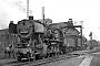 "WLF 3419 - DB  ""050 699-8"" 23.11.1973 - Trier-Ehrang, Bahnbetriebswerk EhrangKarl-Hans Fischer"