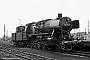 """WLF 3422 - DB  """"050 702-0"""" 28.02.1973 - Lehrte, BahnbetriebswerkUlrich Budde"""