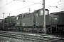 """WLF 3438 - DB  """"050 718-6"""" 04.02.1972 - Wuppertal-Vohwinkel, BahnbetriebswerkMartin Welzel"""