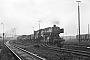 "WLF 9134 - DB ""051 200-4"" 23.03.1972 - Trier-Ehrang, Bahnhof EhrangKarl-Hans Fischer"