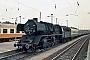 "WLF 9139 - DR ""50 3691-8"" 02.08.1985 - Rostock, HauptbahnhofMichael Uhren"