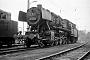 "WLF 9159 - DB ""051 225-1"" 30.07.1972 - Dortmund, Bahnbetriebswerk RangierbahnhofJürgen Wensorra (Archiv ILA Barths)"