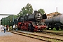 "WLF 9183 - DR ""50 3662-9"" 31.08.1990 - Magdeburg, Bahnbetriebswerk HauptbahnhofDietmar Stresow"