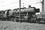 "WLF 9210 - DB  ""052 907-3"" 06.08.1975 - Duisburg-Wedau, BahnbetriebswerkMartin Welzel"