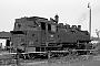 "WLF 9244 - DB ""086 401-7"" 29.07.1968 - Hof, BahnbetriebswerkUlrich Budde"