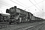 """WLF 9288 - DB  """"044 701-1"""" 13.04.1971 - Hohenbudberg, RangierbahnhofMartin Welzel"""