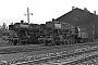 """WLF 9338 - DB  """"50 2176"""" 10.08.1967 - MengenHelmut Beyer"""