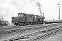 """WLF 9383 - DB  """"052 188-0"""" 21.08.1973 - Emden, RangierbahnhofWerner Peterlick"""