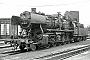 """WLF 9391 - DB  """"052 196-3"""" 19.04.1970 - Bingen, Bahnbetriebswerk BingerbrückDr. Werner Söffing"""