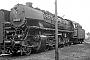 """WLF 9400 - DB  """"044 045-3"""" 08.03.1975 - Gelsenkirchen-Bismarck, BahnbetriebswerkMichael Hafenrichter"""