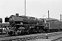 """WLF 9407 - DB  """"044 051-1"""" 01.09.1970 - Wanne-Eickel, BahnbetriebswerkUlrich Budde"""