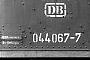 """WLF 9423 - DB  """"044 067-7"""" 23.07.1976 - Gelsenkirchen-Bismarck, BahnbetriebswerkMichael Hafenrichter"""
