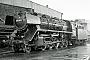 "WLF 9423 - DB  ""044 067-7"" 23.02.1974 - Northeim, BahnbetriebswerkHelmut Philipp"