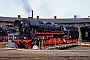 "WLF 9449 - Dampf-Plus ""44 1093"" 08.06.2002 - Staßfurt, TraditionsbahnbetriebswerkGerd Bembnista (Archiv Stefan Kier)"